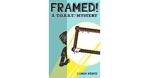 Framed! (Hardcover) (James Ponti) - image 1 of 1
