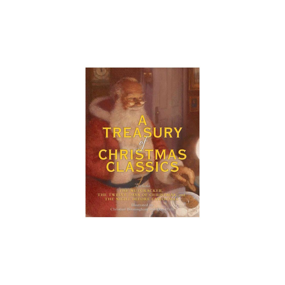 A Treasury of Christmas Classics (Hardcover)