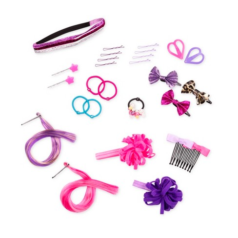 Our Generation Hair Accessories - Rock N' Sweet Hair Set - image 1 of 4