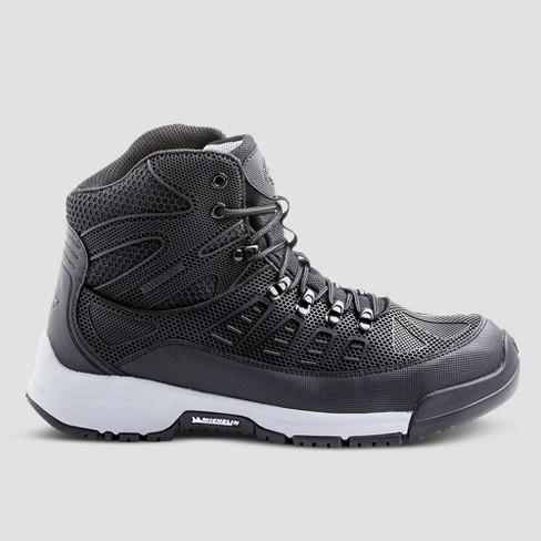 c93b7d48e66 Men S Ies Banshee Black Work Boot Target. Ies Men S Athletic Skate Leather Sneakers  Black