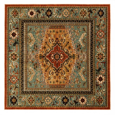 Floral Woven Accent Rug - Threshold™