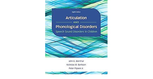 Articulation and Phonological Disorders : Speech Sound Disorders in Children (Reprint) (Hardcover) (John - image 1 of 1