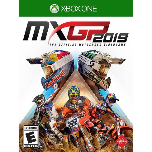 MXGP 2019: The Official Motocross Video Game - Xbox One - image 1 of 3