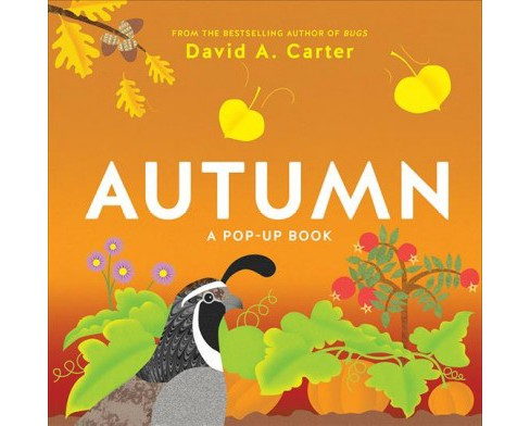 Autumn -  (Seasons Pop-up) by David A. Carter (Hardcover) - image 1 of 1