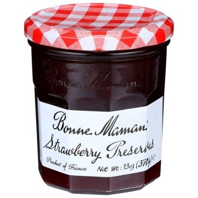 Bonne Maman Strawberry Preserves - 13oz