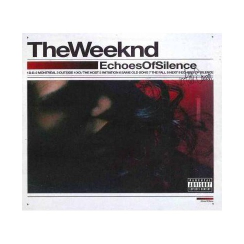 Weeknd (The) - Echoes Of Silence (CD) - image 1 of 1