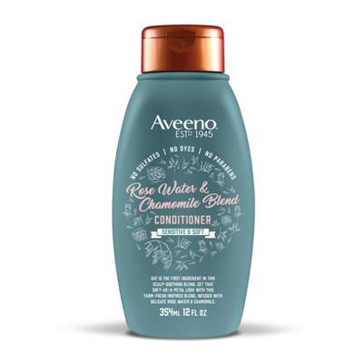 Shampoo & Conditioner: Aveeno Scalp Soothing