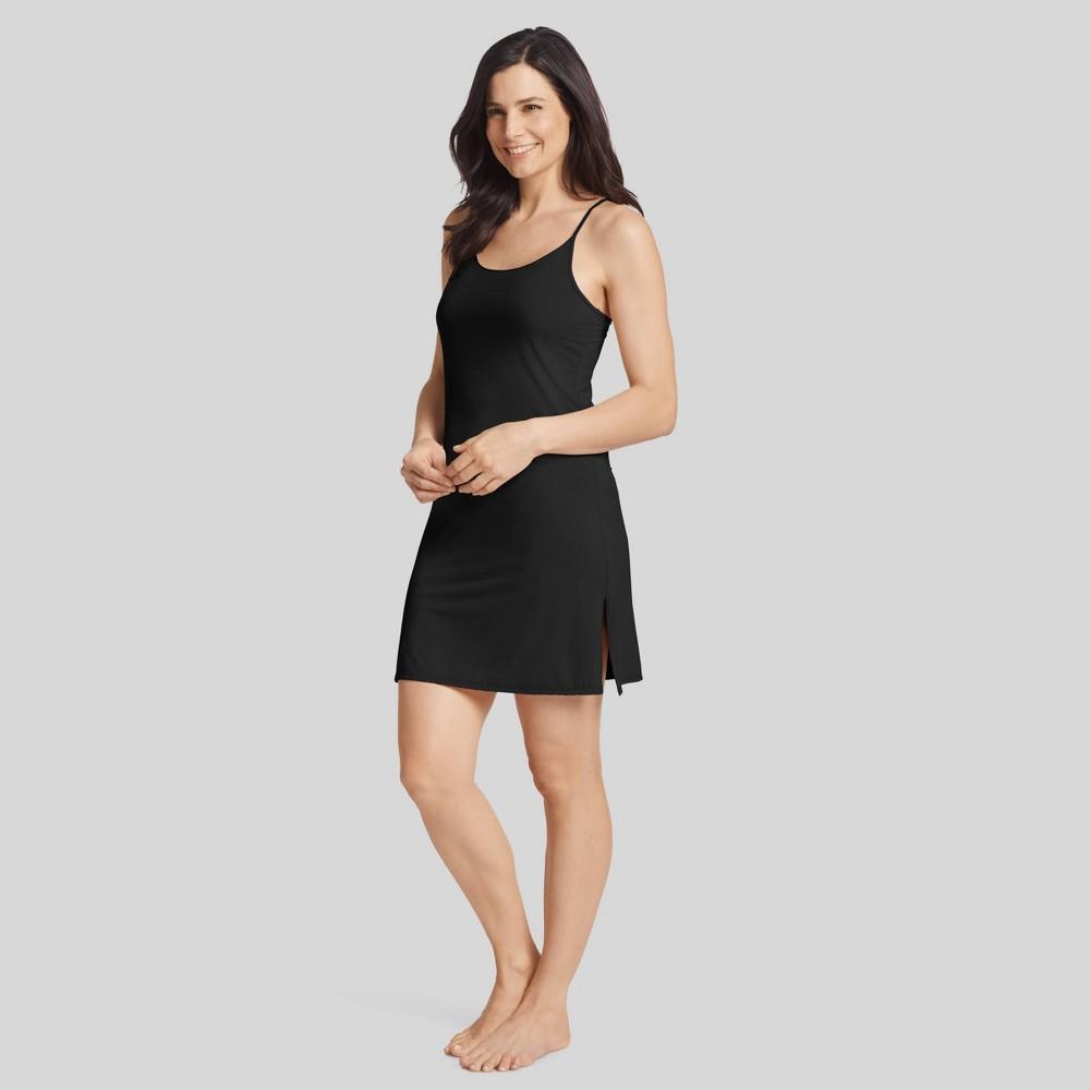Image of Jockey Generation Women's Full Slips - Black XL, Women's