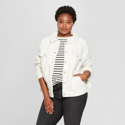 Womens Plus Size Coats Jackets Target