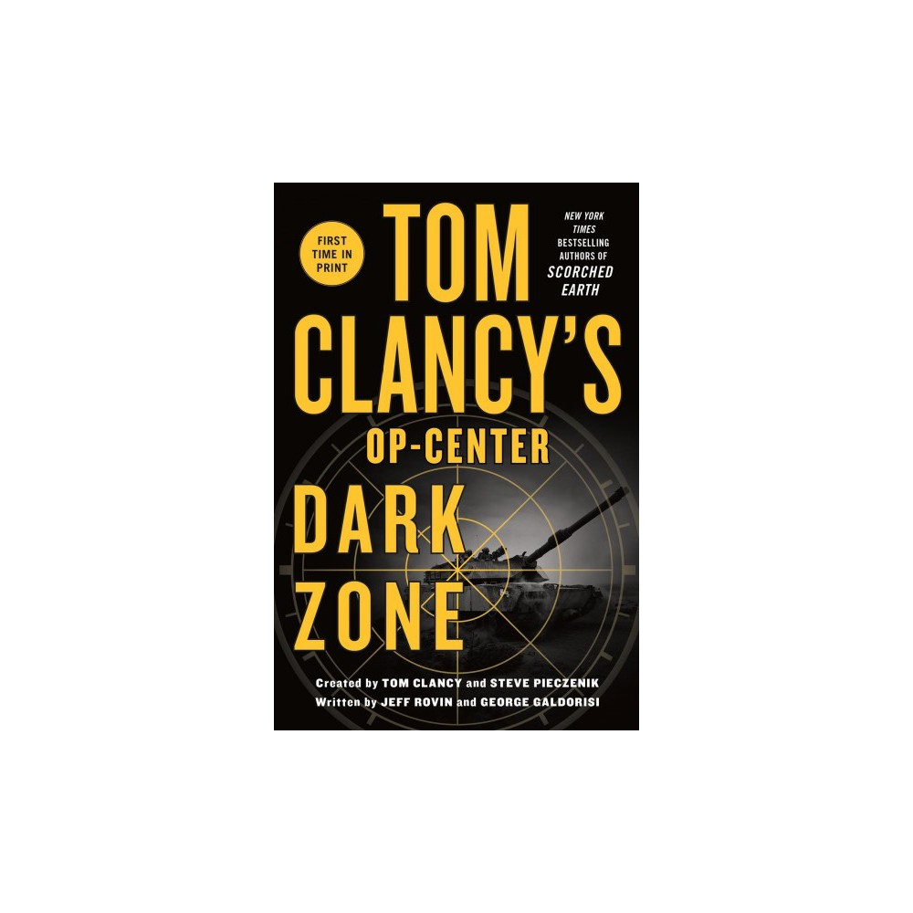 Dark Zone (Paperback) (George Galdorisi & Jeff Rovin)