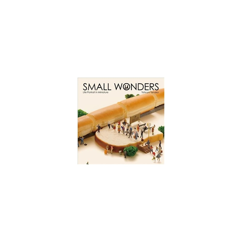 Small Wonders : Life Portrait in Miniature - by Tatsuya Tanaka (Hardcover)