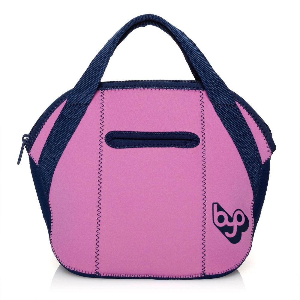 Image of BYO Midtown Lunch Tote - Purple, Blue Purple