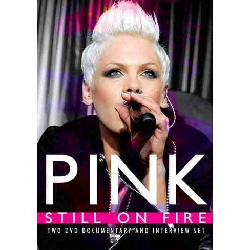 Pink: Still On Fire (DVD) - image 1 of 1