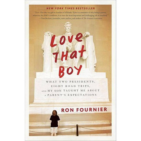 Love That Boy - by  Ron Fournier (Paperback) - image 1 of 1