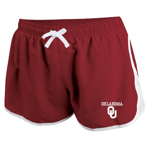 Oklahoma Sooners Women's Movement Athletic Short - image 1 of 2