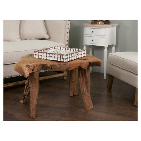 Natura Coffee Table with Stand - Jeffan - image 1 of 2