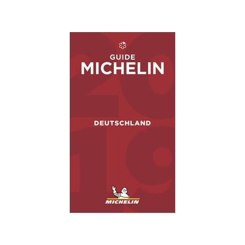 Michelin Red Guide 2018 Deutschland Michelin Red Target