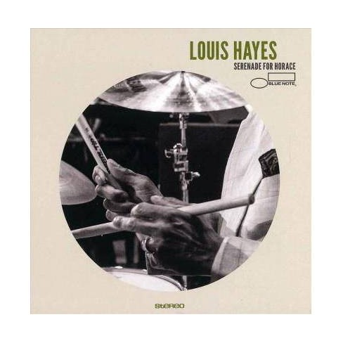 Louis Hayes - Serenade For Horace (CD) - image 1 of 1