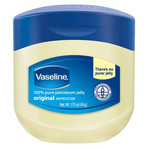 Vaseline Original Unscented Petroleum Jelly - 1.75oz - image 1 of 2