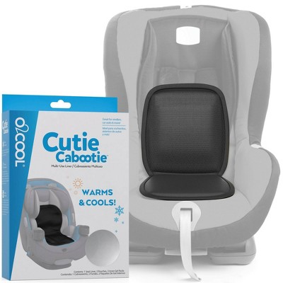 O2COOL Cutie Cabootie Multi-Use Liner-Baby Seat Cover