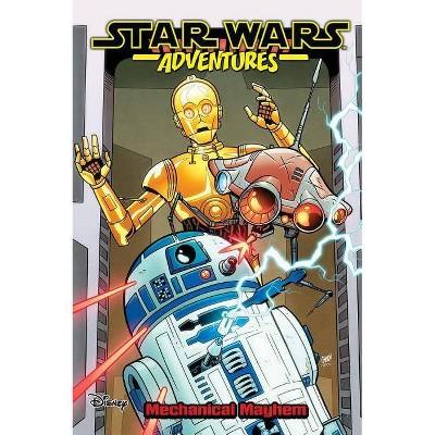 Star Wars Adventures Vol. 5: Mechanical Mayhem - by  John Barber & Nick Brokenshire & Elsa Charretier & Pierrick Colinet (Paperback)