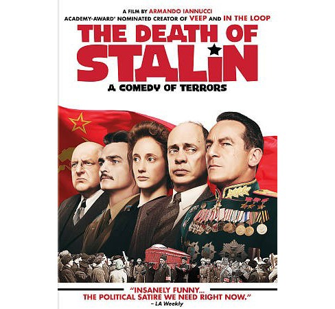 Death Of Stalin (DVD) - image 1 of 1