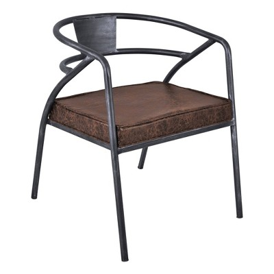Thebes Modern Dining Chair - Brown - Modern Home
