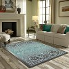 Geometric Lanette Pressed/Molded Rug - Maples - image 2 of 3