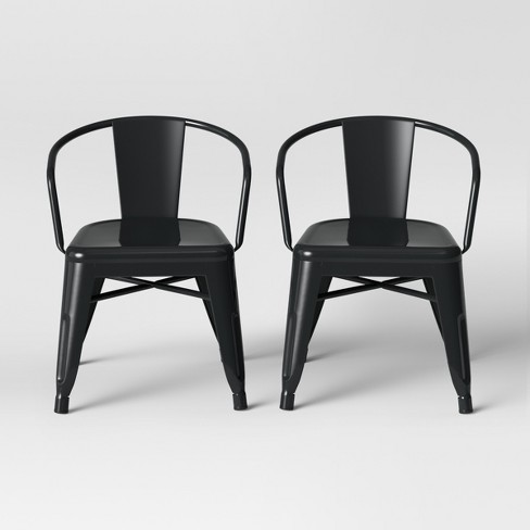 Set of 2 Industrial Activity Chairs - Pillowfort™ - image 1 of 4