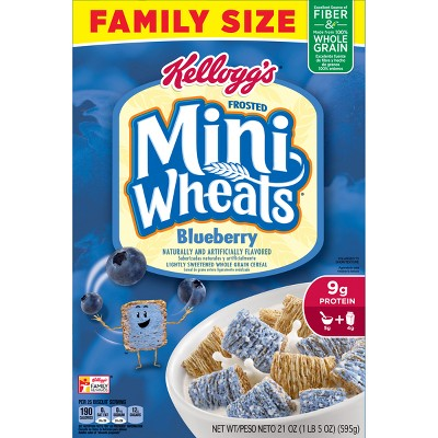Breakfast Cereal: Frosted Mini Wheats