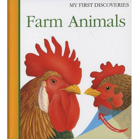 Farm Animals - (My First Discoveries) by  Sylvaine Peyrols (Hardcover) - image 1 of 1