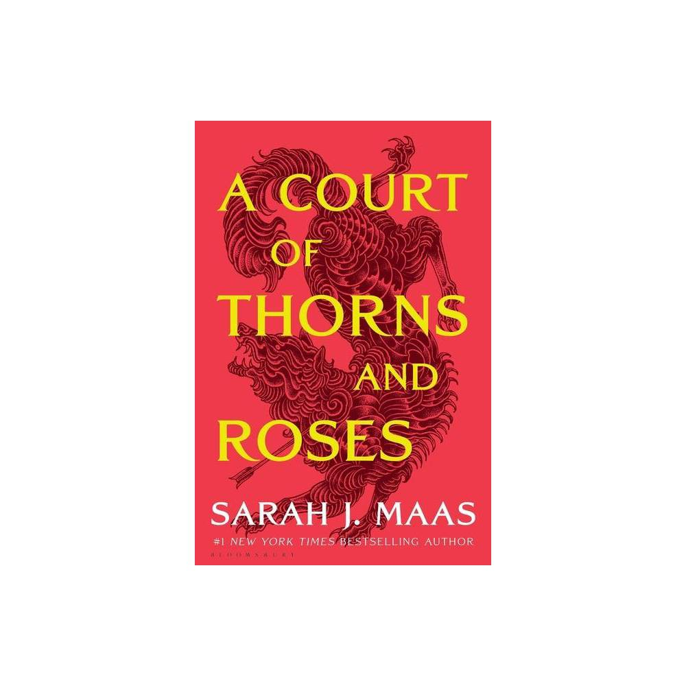 A Court of Thorns and Roses - by Sarah J Maas (Paperback)  Simply dazzles.  - starred review, Booklist on A Court of Thorns and Roses  Passionate, violent, sexy and daring.... A true page-turner.  - USA Today on A COURT OF THORNS AND ROSES  Suspense, romance, intrigue and action. This is not a book to be missed!  - Huffington Post on A COURT OF THORNS AND ROSES  Vicious and intoxicating.... A dazzling world, complex characters and sizzling romance.  - Top Pick, RT Book Reviews on A COURT OF THORNS AND ROSES  A sexy, action-packed fairytale.  - Bustle on A COURT OF THORNS AND ROSES  Fiercely romantic, irresistibly sexy and hypnotically magical. A veritable feast for the senses.  - USA Today on A COURT OF MIST AND FURY  Hits the spot for fans of dark, lush, sexy fantasy.  - Kirkus Reviews on A COURT OF MIST AND FURY  An immersive, satisfying read.  - Publishers Weekly on A COURT OF MIST AND FURY  Darkly sexy and thrilling.  - Bustle on A COURT OF MIST AND FURY  Fast-paced and explosively action-packed.  - Booklist on A COURT OF WINGS AND RUIN  The plot manages to seduce you with its alluring characters, irresistible world and never-ending action, leaving you craving more.  - RT Book Reviews on A COURT OF WINGS AND RUIN Gender: unisex.