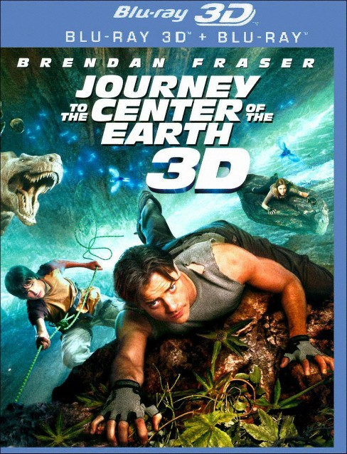 Journey to the center of the earth 3d (Blu-ray) - image 1 of 1