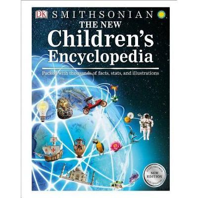 The New Children's Encyclopedia - (Visual Encyclopedia) (Hardcover)
