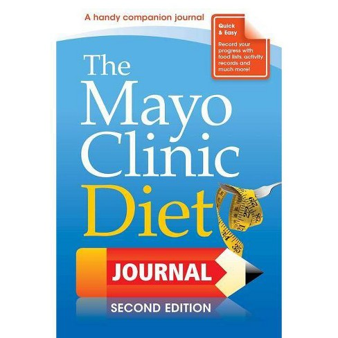 The Mayo Clinic Diet Journal, 2nd Edition - 2 Edition by  Donald D Hensrud (Spiral_bound) - image 1 of 1