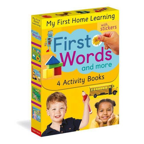 First Words and More - (My First Home Learning) (Mixed Media Product) - image 1 of 1