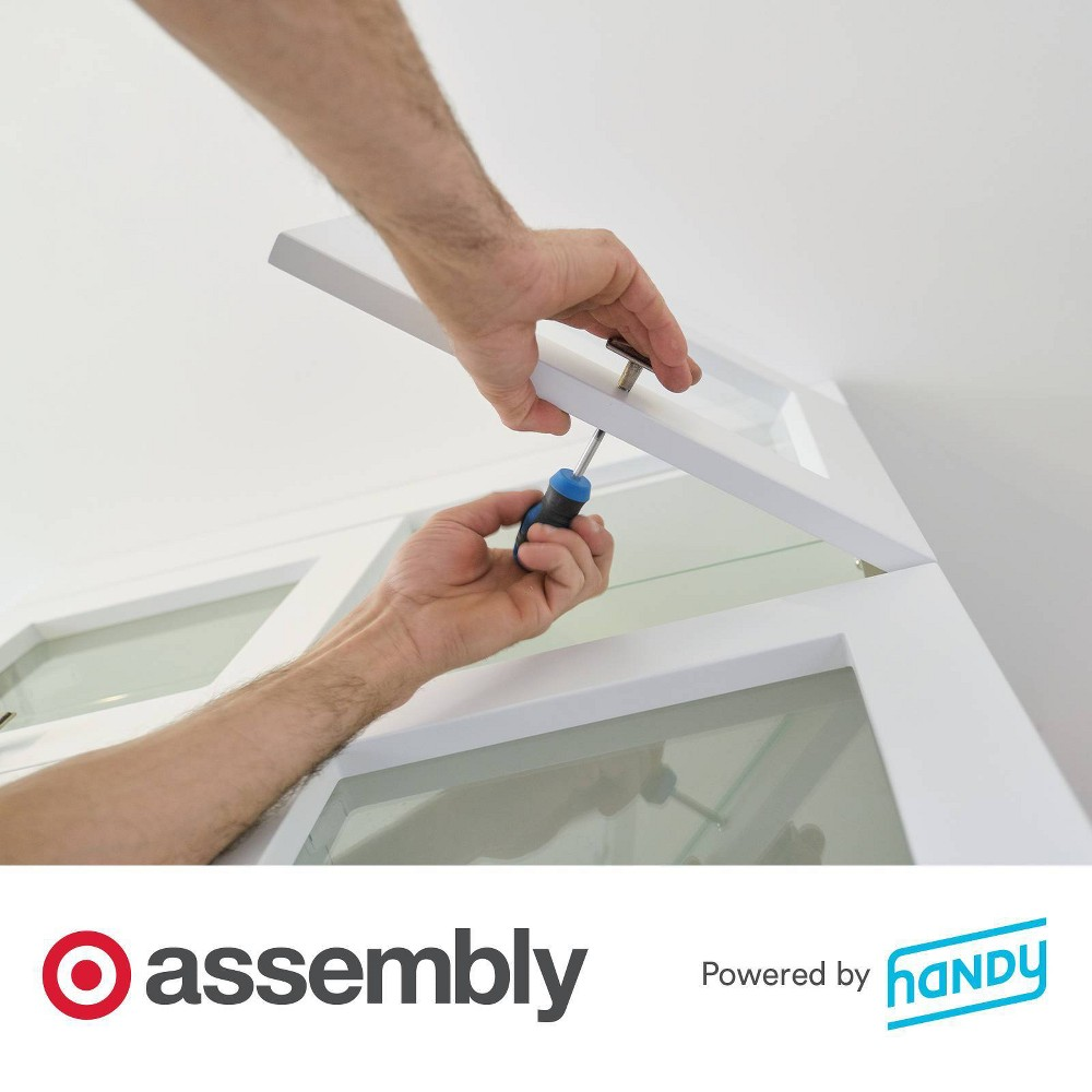 Linen Cabinet Assembly Powered By Handy