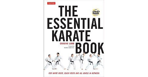 The Essential Karate Book (Mixed media product) - image 1 of 1
