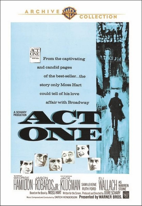 Act one (DVD) - image 1 of 1