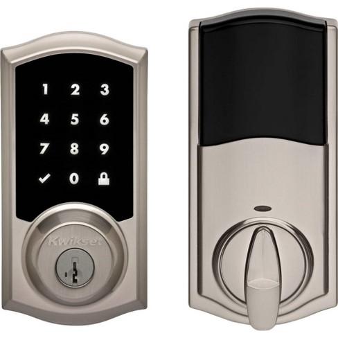 Kwikset 919trl S Premis Touchscreen Smart Lock Single Cylinder Deadbolt With Bluetooth And Apple Homekit Technology Target