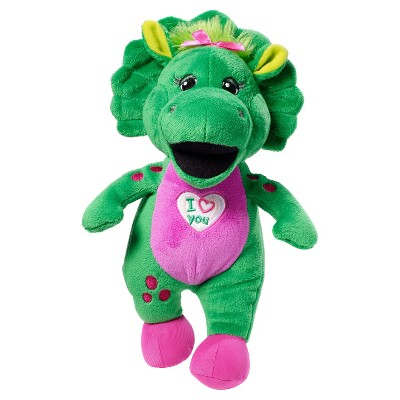 Fisher-Price Barney and Friends Baby Bop 10  Plush Doll