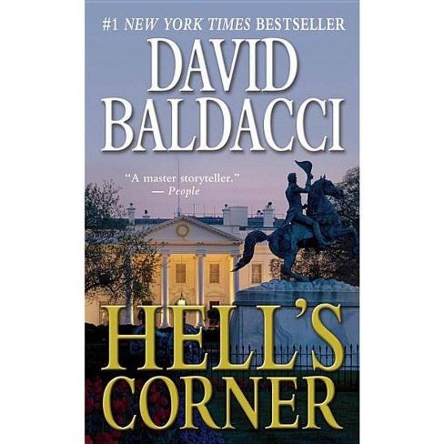 Hell's Corner - (Camel Club) by  David Baldacci (Hardcover) - image 1 of 1