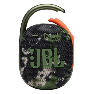 JBL Clip 4 Portable Bluetooth Waterproof Speaker