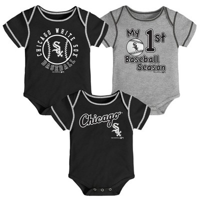 MLB Chicago White Sox Boys' Bodysuit - 12M