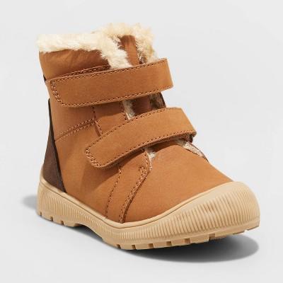 Toddler Eli Slip-On Winter Boots - Cat & Jack™