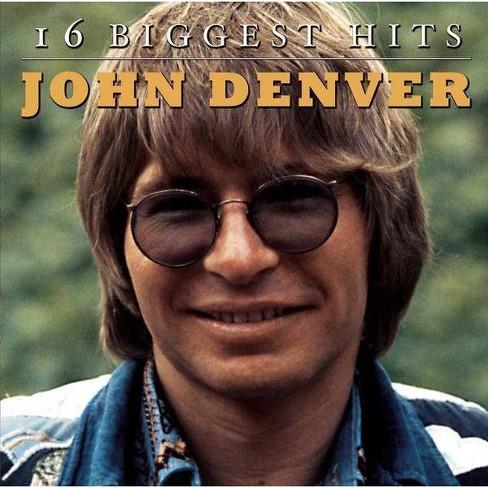 John Denver - 16 Biggest Hits (CD) - image 1 of 1