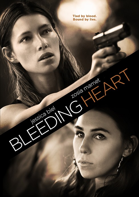 Bleeding heart (DVD) - image 1 of 1