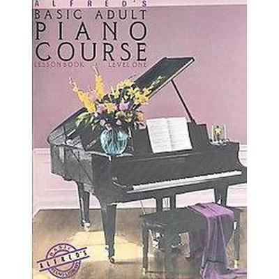 Piano lesson for adult congratulate
