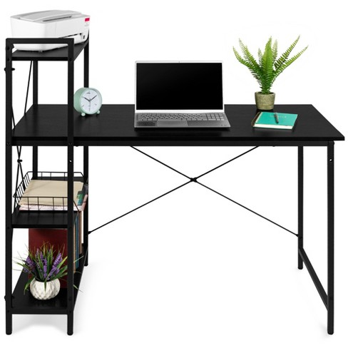 Best Choice S 48in Computer Desk, Home Office Furniture Desk