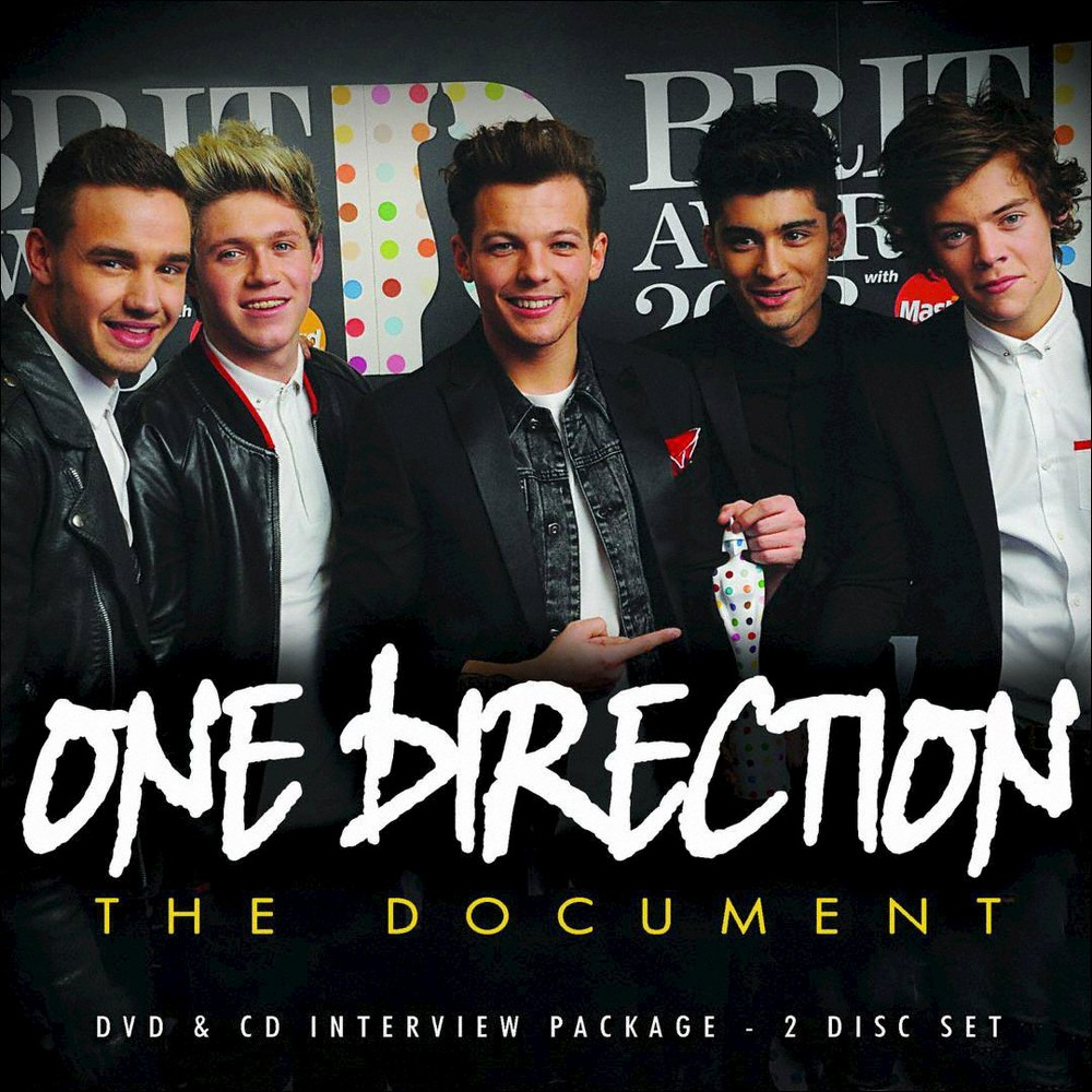 One Direction:Document (CD)